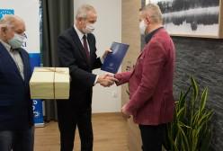 Przewodniczący Rady, Starosta Kartuski, Wicestarosta, Komendant Powiatowej Państwowej Straży Pożarnej