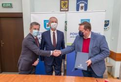 Podpisanie umowy z PKS GDYNIA
