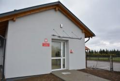 budynek filii Wydziału Komunikacji w Sierakowicach