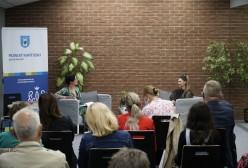 Spotkanie autorskie z pisarką Małgorzatą Oliwią Sobczak w Żukowie
