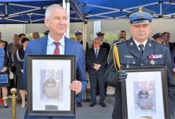 Starosta Kartuski Bogdan Łapa, Pomorski Komendant Wojewódzki st. bryg. Piotr Socha