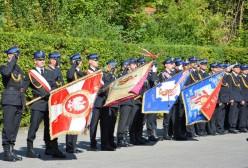 Jubileusz 60-lecia działalności Zawodowej Straży Pożarnej w Kartuzach