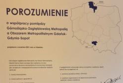 Porozumienie o współpracy z  Górnośląsko-Zagłębiowską Metropolią
