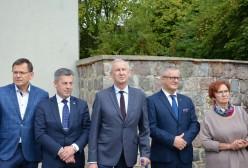 Bogdana Łapa Starosta Kartuski, Zarząd Powiatu Kartuskiego