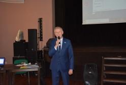 Starosta Kartuski Bogdan Łapa
